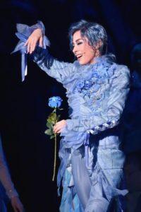 明日海りお 青い薔薇の精